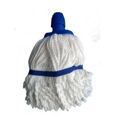 Mop Head Microfibre 200g Socket Blue