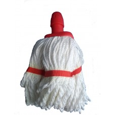 Mop Head, Microfibre 200g Socket Red