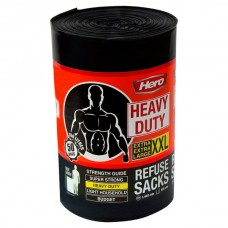 Hero 50 Heavy Duty Refuse Sacks 100 Litres