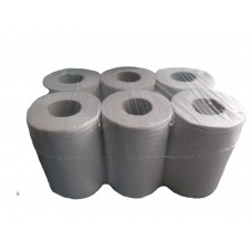 Mini Centrefeed Rolls pack of 6 White