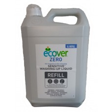 Ecover Zero Sensitive Washing Up Liquid Refill 5L