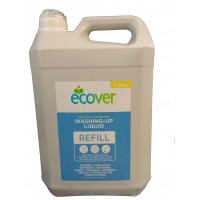 Ecover Washing Up Liquid Refill Camomile and Clemetine 5L
