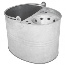 CB Galvanised Mop Bucket