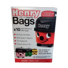 Henry Filter Bags Box of 10