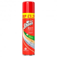 Mr Sheen Multi Surface Polish Spring Fresh 300ml