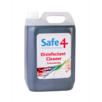 Safe4 Apple Disinfectant Cleaner 5L