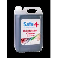 Safe4 Apple Disinfectant Cleaner 5L