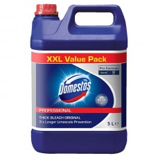 Domestos Professional Thick Bleach Original 5L