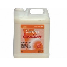 Carefree Emulsion floor polish 5L