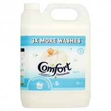 Comfort Pure Fabric Conditioner Concentrate 5L